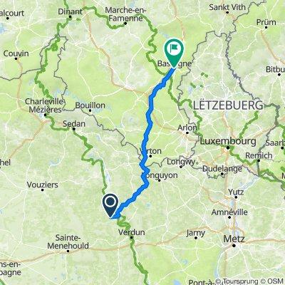 Bethincourt - Bastogne
