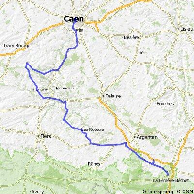 TDF 2  Caen - SEES