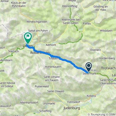 8 Mautern in der Steiermark - Liezen