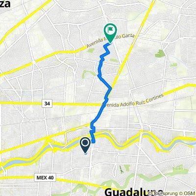 De Apatzingán 209, Guadalupe a 4a. Calle 159, San Nicolás de los Garza