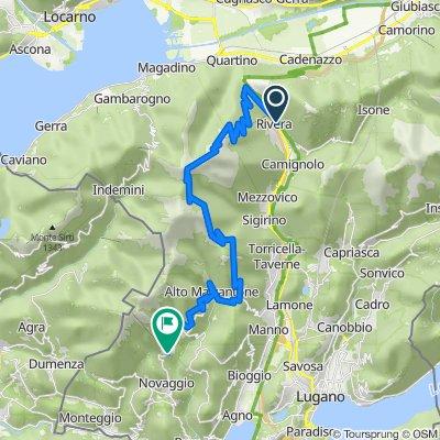 Stage 3 Rivera-Miglieglia (route 66-3)