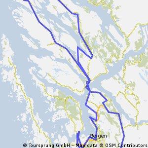 Nordhordland rundt from Askøy