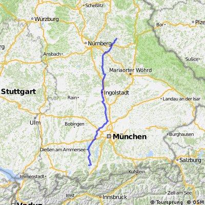 Sulzbach-Rosenberg -> Uffing_am_Staffelsee