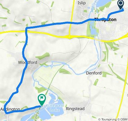 Thrapston Cycling