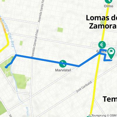 De España 485, Lomas de Zamora a España 485, Lomas de Zamora