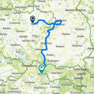 Shropshire Cycling 2