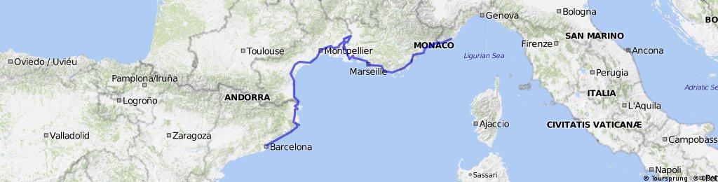 Imperia - Barcellona 2011