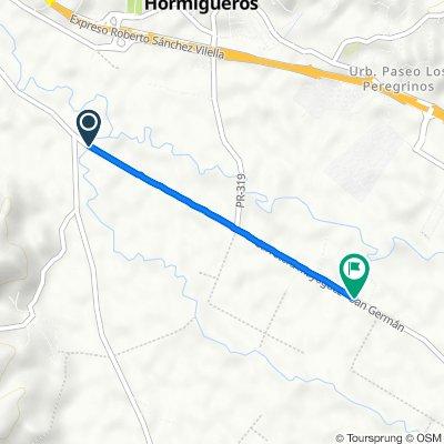 De PR-114, Hormigueros a PR-114, Hormigueros