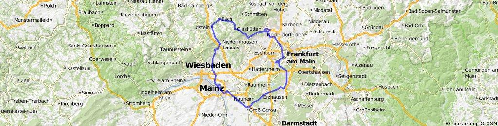 Rhein/Main runde
