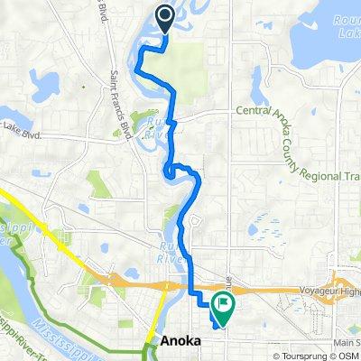 147th Lane Northwest 4780, Anoka to School Street 648, Anoka