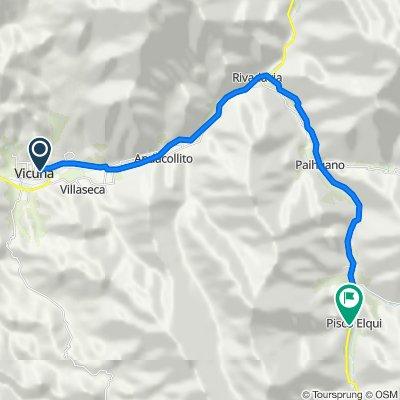 De Baquedano 392, Vicuña a D-485 20980, Pisco Elqui
