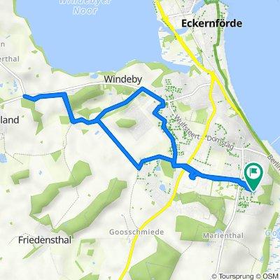 Osterrade 44, Eckernförde nach Osterrade 44, Eckernförde