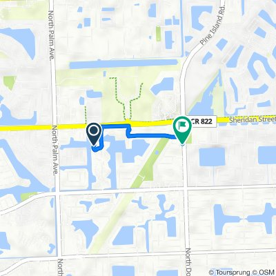 2321 Bayberry Dr, Pembroke Pines to 2181 NW 89th Terr, Pembroke Pines