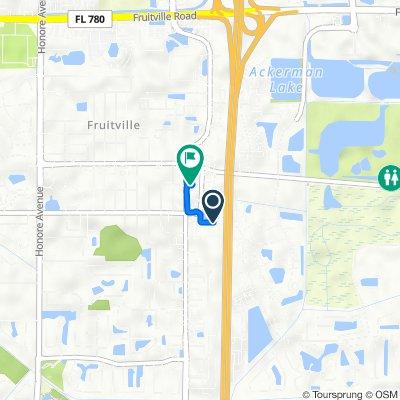 6055 Porter Way, Sarasota to 999 Cattlemen Rd, Sarasota