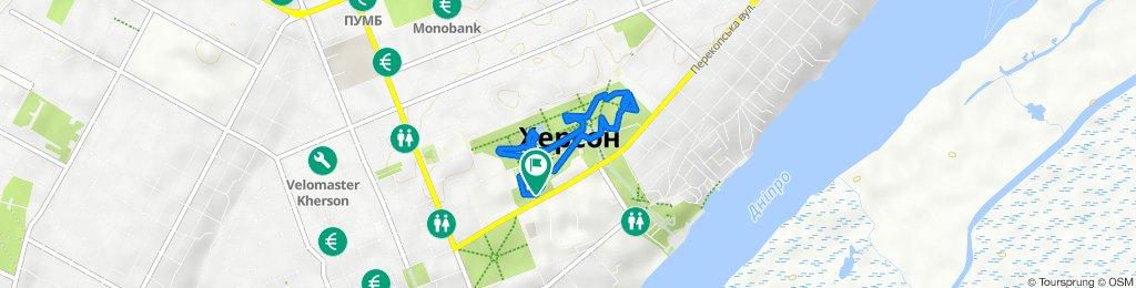 """XCO """"Park-race"""" 2021"""