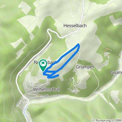 Hohes Kreuz 10, Wilhelmsthal nach Hohes Kreuz 10, Wilhelmsthal