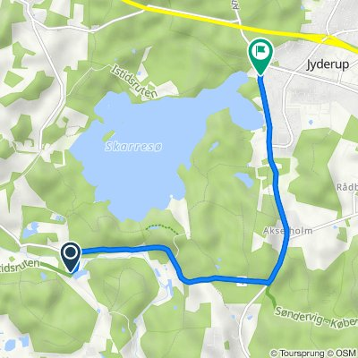 Åvej 2, Svebølle to Sølystvej, Jyderup
