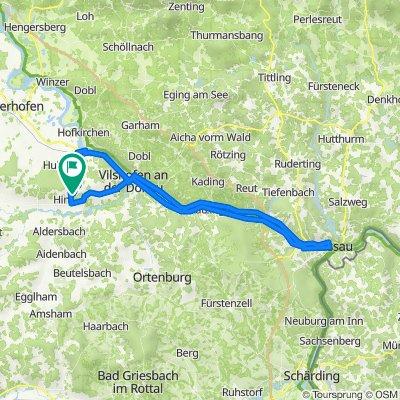 Aldersbach Radfahren
