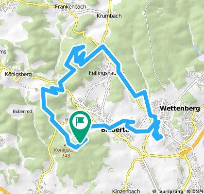 4-Berge-Tour