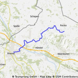 RSF-Rheine Frühlingsausfahrt 2011