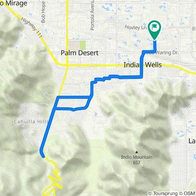 42955 Virginia Ave, Palm Desert to 42957–42999 Virginia Ave, Palm Desert