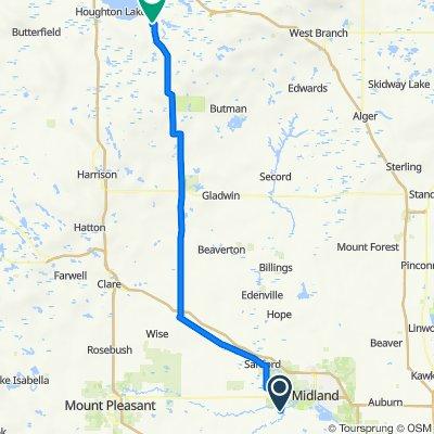 Sept 2021 Bike Trip Day 1