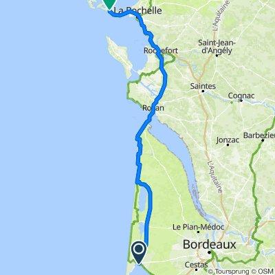 De 10 Rue du 14 Juillet, Arès à 6896 Rue du Courseau, Le Bois-Plage-en-Ré