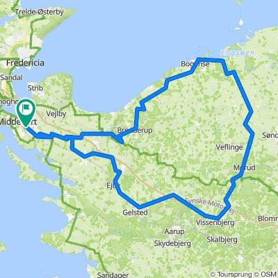 100 km fyn
