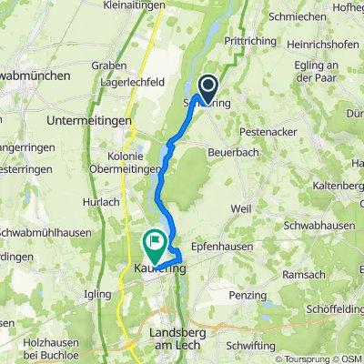 Scheuring - Kaufering