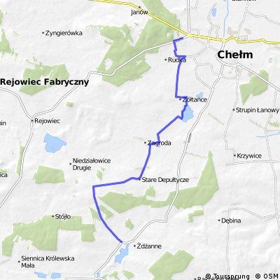 Chełm - Zagroda