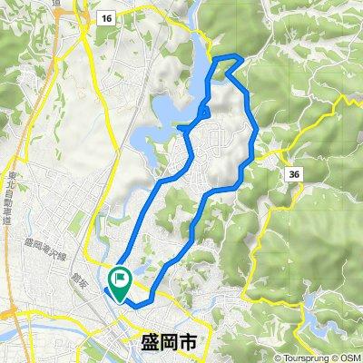 18-15, Ueda 3-Chōme, Morioka to Ueda, Morioka