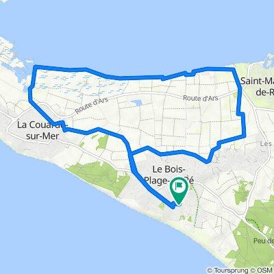De 14 Rue des Pingettes, Le Bois-Plage-en-Ré à 14 Rue des Pingettes, Le Bois-Plage-en-Ré