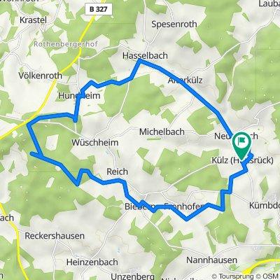 Hauptstraße 29, Külz (Hunsrück) nach Hauptstraße 29, Külz (Hunsrück)