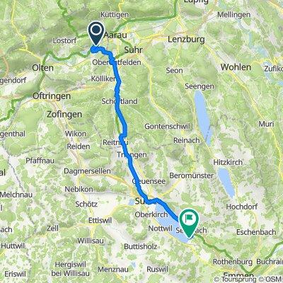 Wiesenstrasse 4, Schönenwerd nach Seelandstrasse 6, Sempach