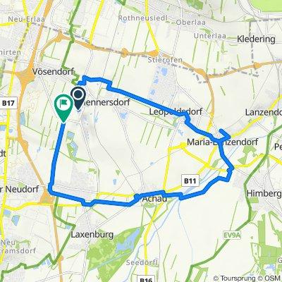 Zum Anningerblick 12, Vösendorf nach Schönbrunner Allee, Vösendorf