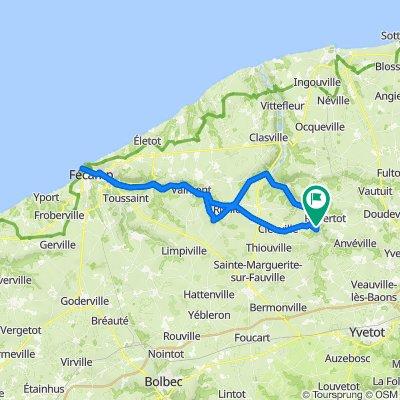 Route des Moulins 89, Robertot do Route des Moulins 89, Robertot