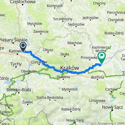 от Кракова >Камп