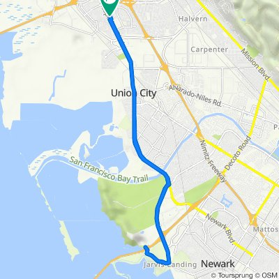 27729 Loyola Ave, Hayward to 27729 Loyola Ave, Hayward