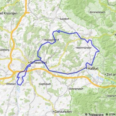 Bergrheinfeld - Ellertshäuser See - Bergrheinfeld