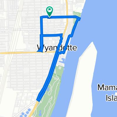Superior Boulevard 257, Wyandotte to Superior Boulevard 257, Wyandotte