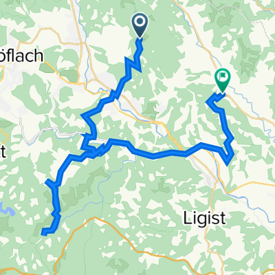 Lobmingbergstraße 48, Voitsberg nach Stallhofen 115