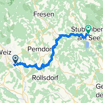 Schustergasse 4, Preding nach Stubenberg 5, Stubenberg