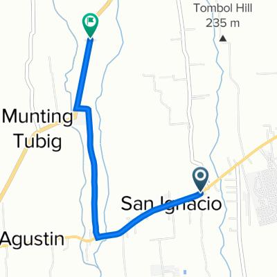 Rosario - Ibaan Road to Munting Tubigv-San Miguel Road 141, Rosario