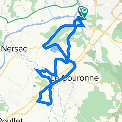 De 45 Rue Chantoiseau, Saint-Michel à 16 Avenue des Anciens Combattants, Saint-Michel