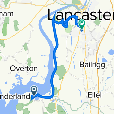 Tithebarn Hill 23, Glasson Dock to Greaves Drive 3