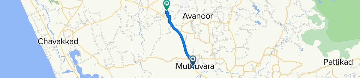 Mahathma Road 10/366, Adatt to J47R+7QQ, Kaiparambu