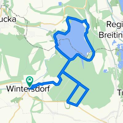 Ligusterweg 7, Meuselwitz nach Gröbaer Straße 29, Meuselwitz