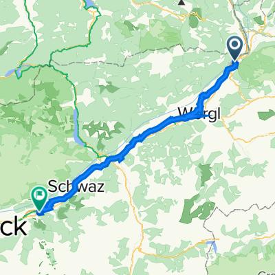Kufstein - Wattens 2