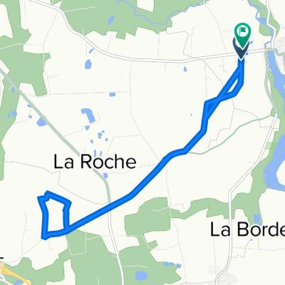 De Domaine de Montalembert, Marcillé-Robert à 14 Les Ormeaux, Marcillé-Robert