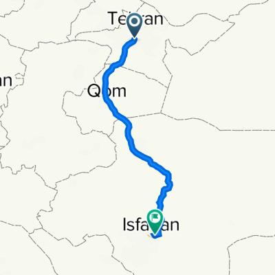 تهران اصفهان